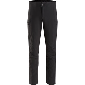 Arc'teryx Sabreo Pantalones Hombre, black